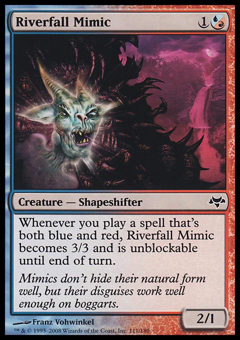 Riverfall Mimic