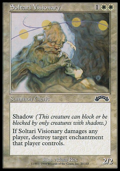 Soltari Visionary