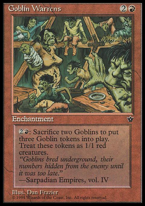 Goblin Warrens