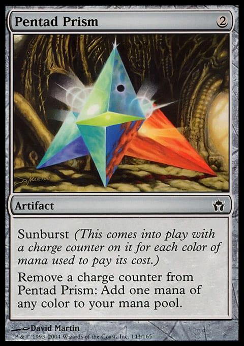 Pentad Prism