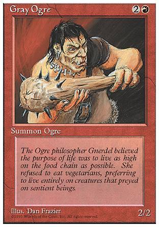 Gray Ogre