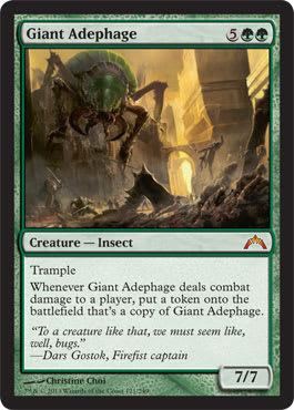 Giant Adephage