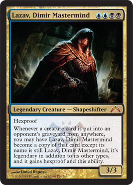 Building Lazav, the Multifarious | Article by Stephen Johnson