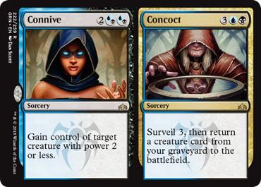 Connive // Concoct