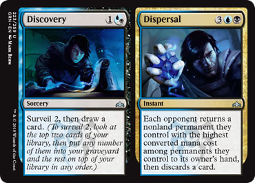Discovery // Dispersal