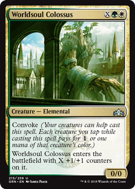 Worldsoul Colossus