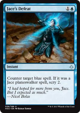 Jace's Defeat