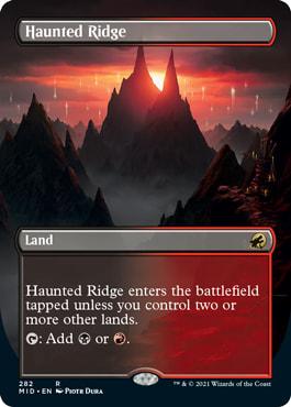 Haunted Ridge