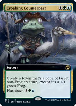 Croaking Counterpart