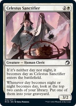 Celestus Sanctifier