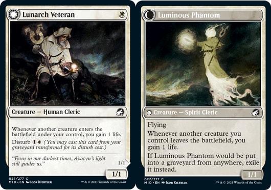 Lunarch Veteran // Luminous Phantom