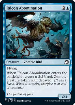 Falcon Abomination