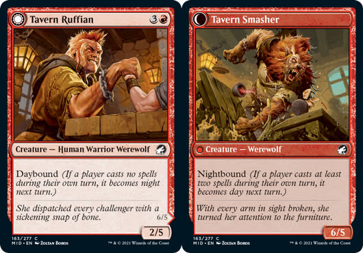 Tavern Ruffian // Tavern Smasher