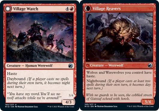 Village Watch // Village Reavers