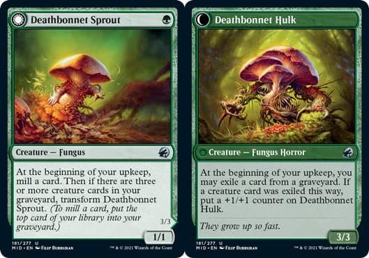Deathbonnet Sprout // Deathbonnet Hulk