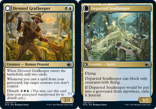 Devoted Grafkeeper