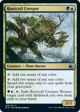 Rootcoil Creeper