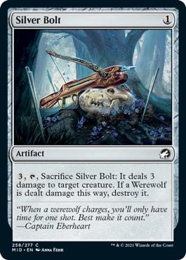 Silver Bolt