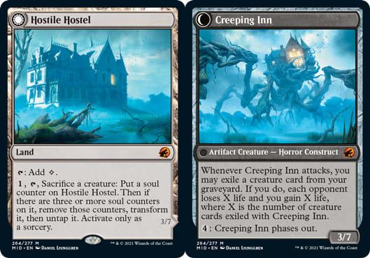 Hostile Hostel // Creeping Inn