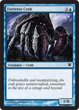 Fortress Crab