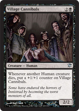 Village Cannibals