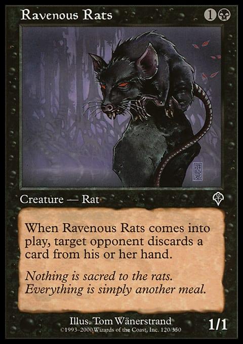 Ravenous Rats