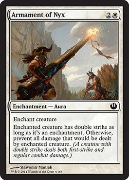 Armament of Nyx