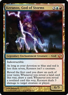 Keranos, God of Storms
