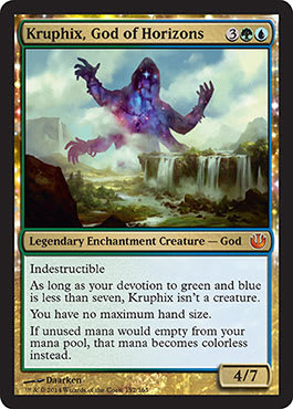 Kruphix, God of Horizons