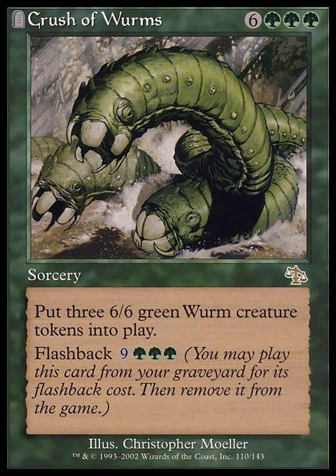 Crush of Wurms