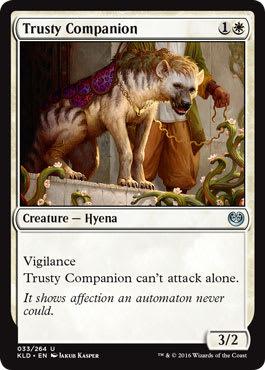 Trusty Companion