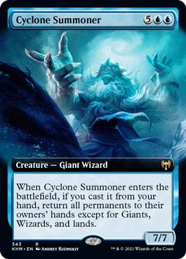 Cyclone Summoner