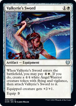 Valkyrie's Sword