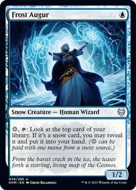 Frost Augur