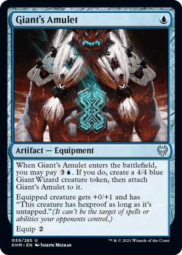 Giant's Amulet