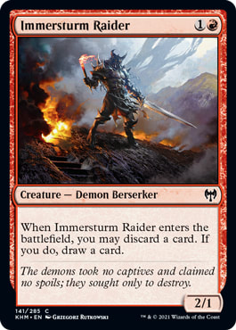 Immersturm Raider