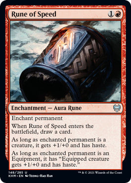 Rune of Speed