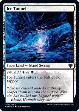 Ice Tunnel