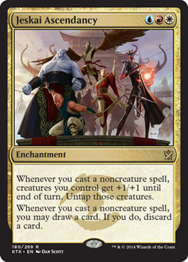 Jeskai Ascendancy