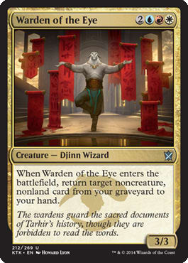 Khans of Tarkir Art Review | Article by Vorthos Mike