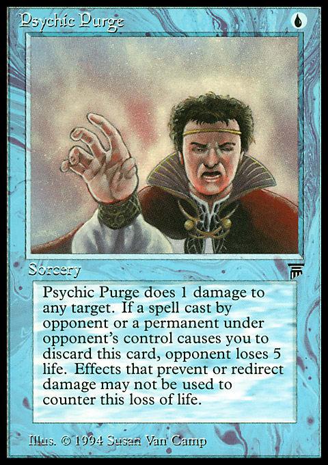 Psychic Purge