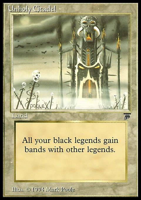 Unholy Citadel