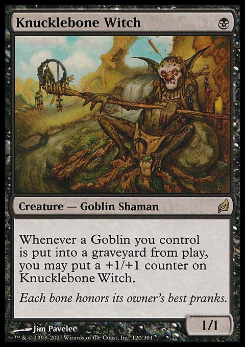 Knucklebone Witch
