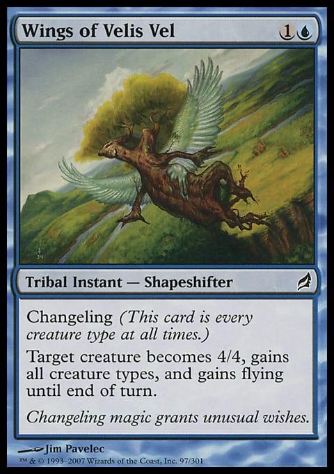 Wings of Velis Vel