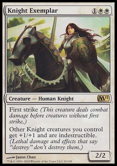 Knight Exemplar