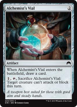 Alchemist's Vial