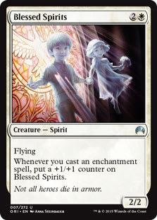 Blessed Spirits