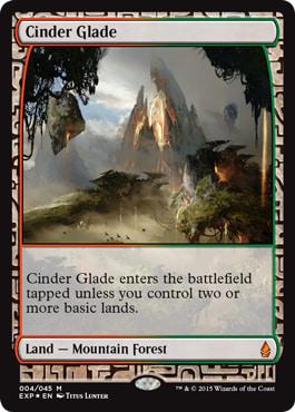 Cinder Glade