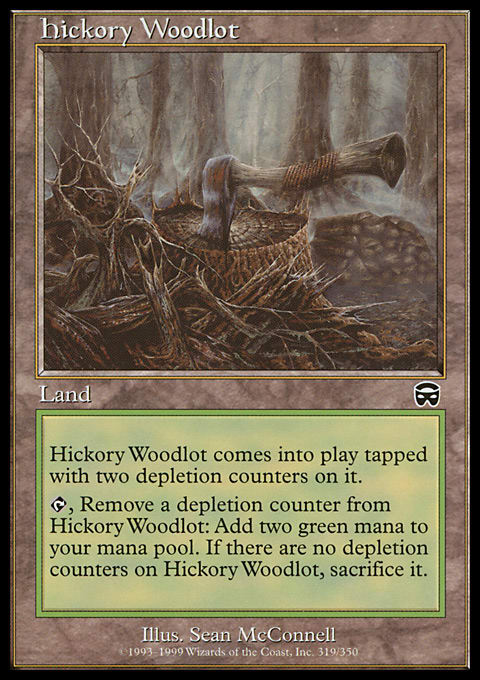 Hickory Woodlot
