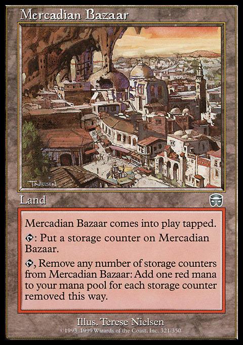 Mercadian Bazaar